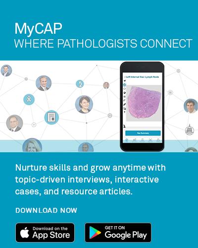 MyCAP App - CAP Member App