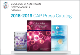 9a71edb6ec1 CAP Press Publications